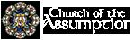 Church of the Assumption Logo